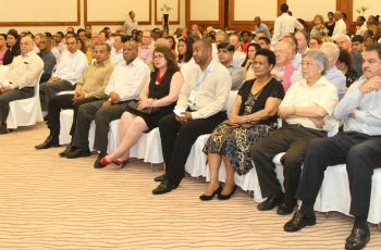 Dignitaries at Launching of Consular Meeting