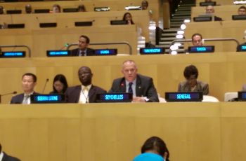 Minister for foreign Affairs attends G77 in margins of UNGA