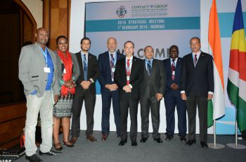 Group Photo of Seychelles delegation